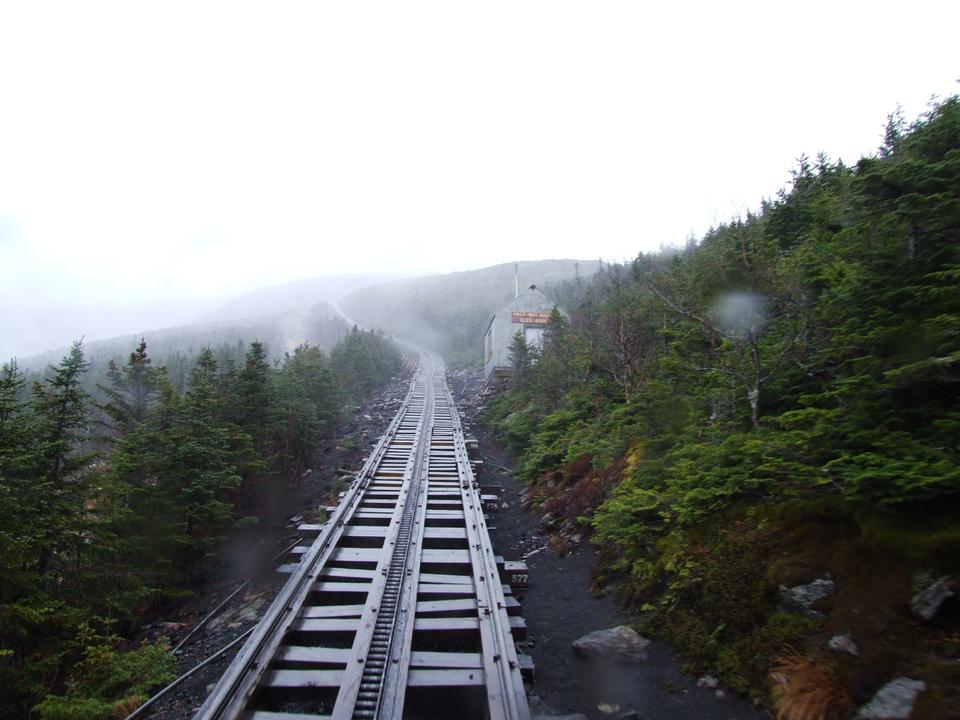 华盛顿山齿轮铁路