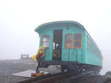 Descarga gratis la imagen de alta resolución - Monte Washington Cog Railway - Montañas Blancas