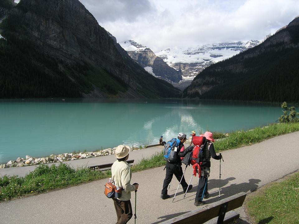 Parco Nazionale di Banff Alberta- Banff Lake Louise Tourism