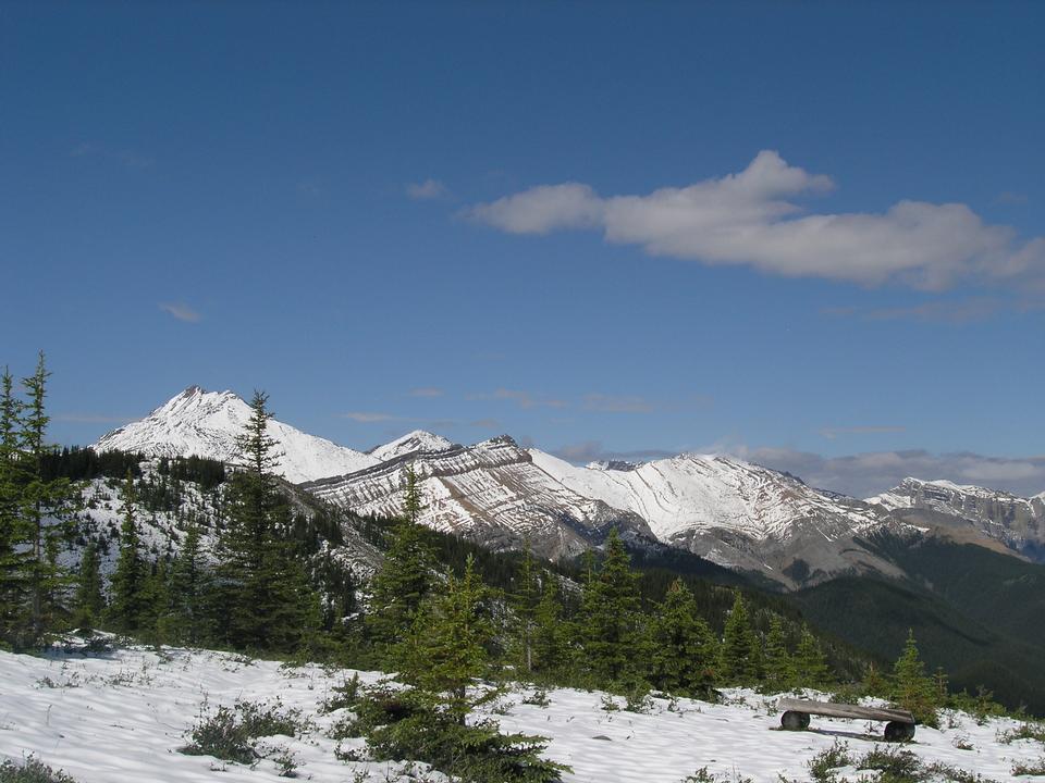 Sulphur Mountain Trail - Parc national Banff