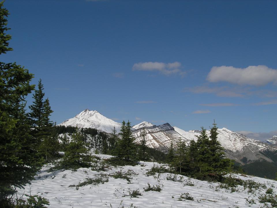 サルファー山アルバータ
