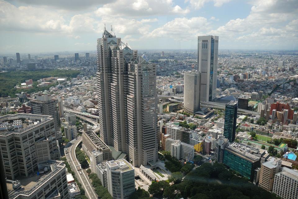 新宿東京ランドスケープ