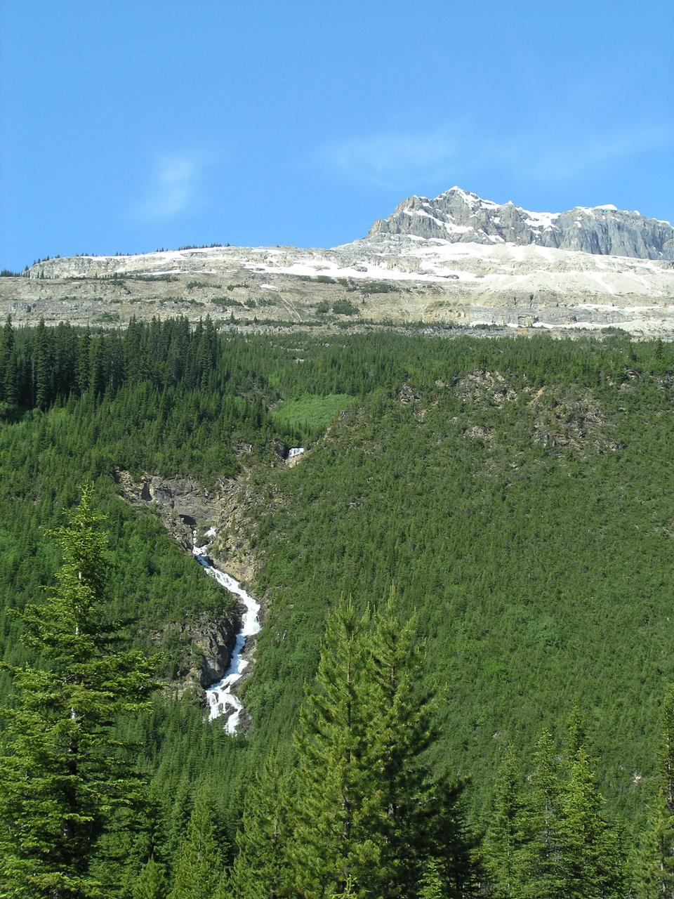ヨーホー国立公園カナダ