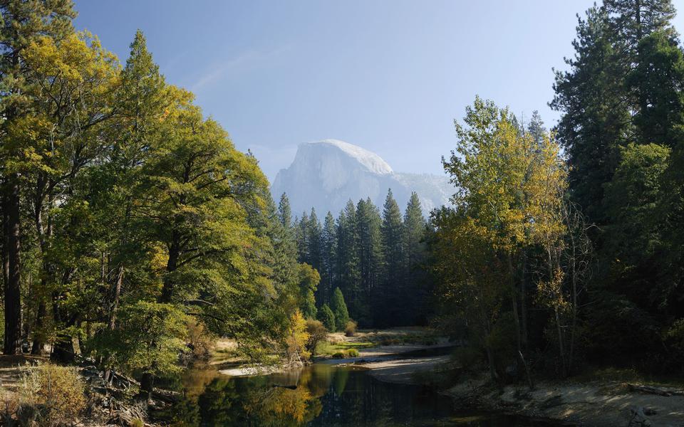 Half Dome Hike in Yosemite
