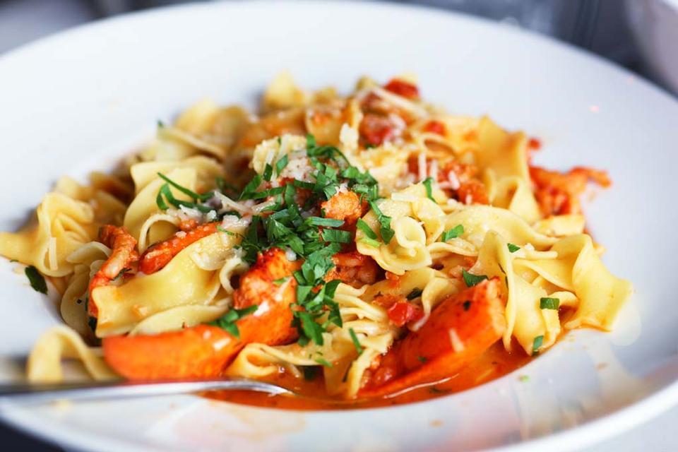 Pasta des Crab - Japanese Food