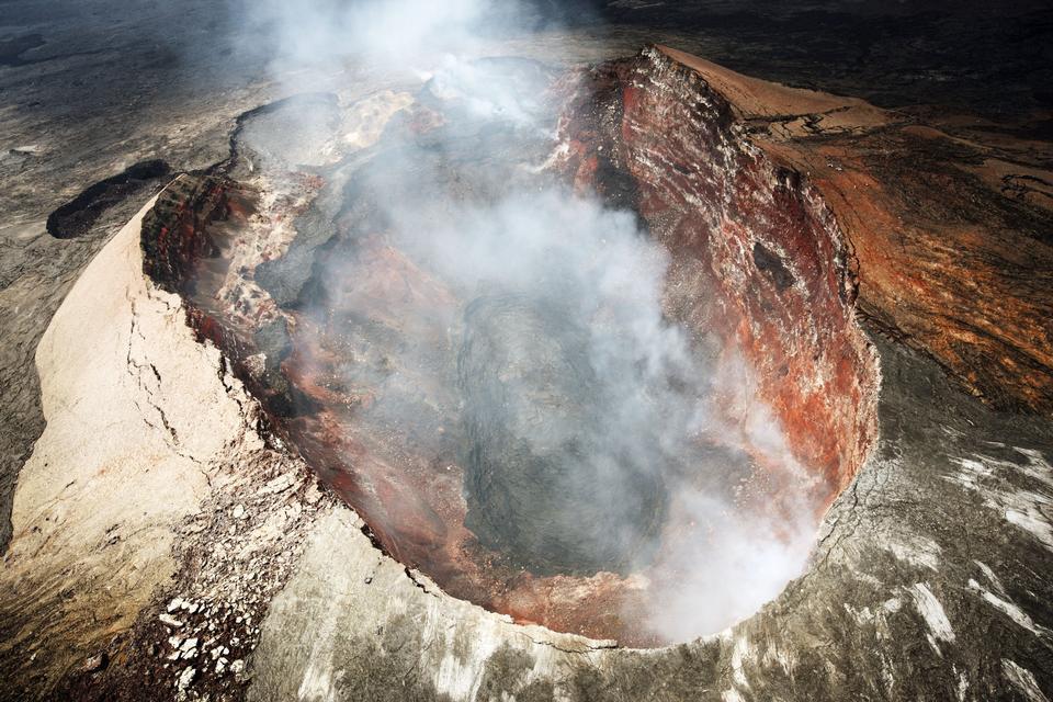 夏威夷火山国家公园旅游