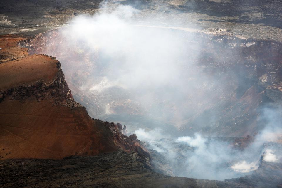 夏威夷火山国家公园度假