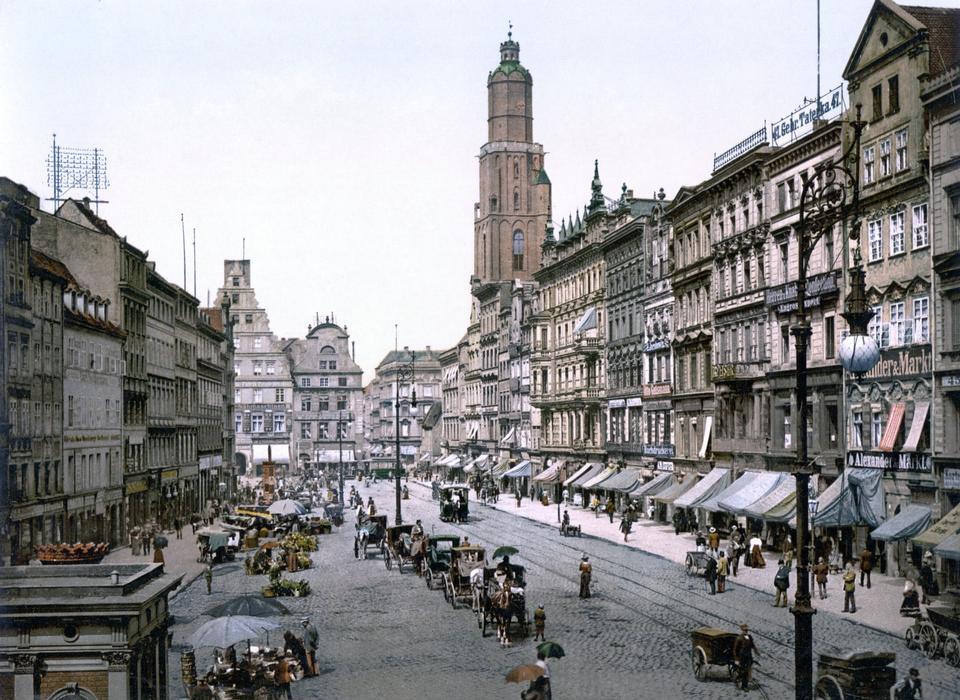 Elisabeth mercado Iglesia Wroclaw