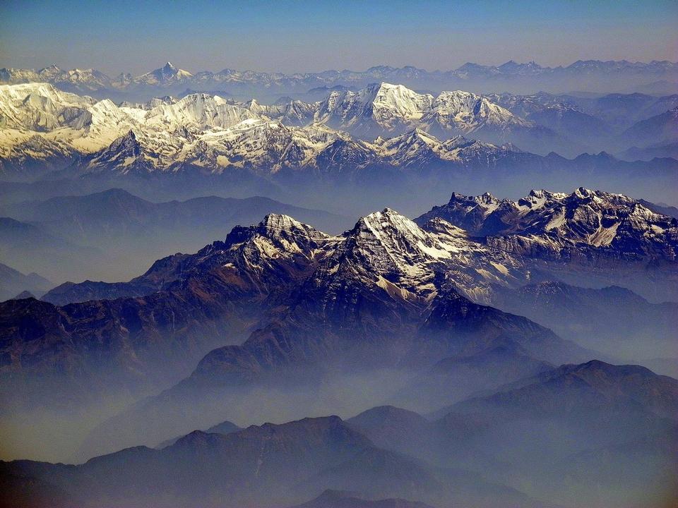 Nepal Himalayas Mount Everest Mountains