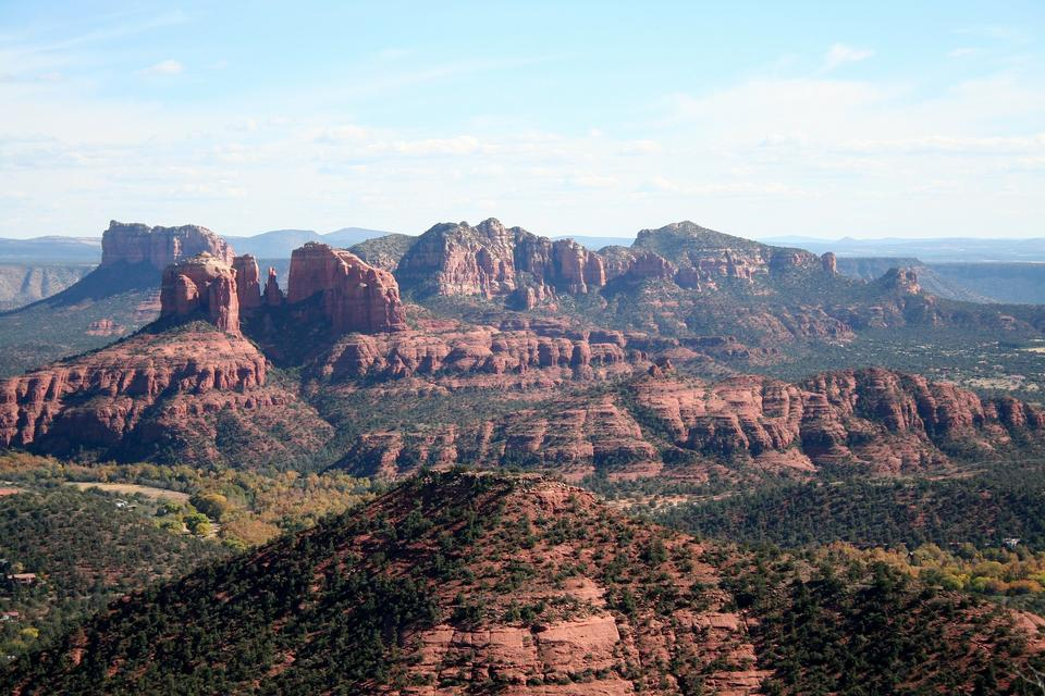Sedona Arizona Wüste Rocks