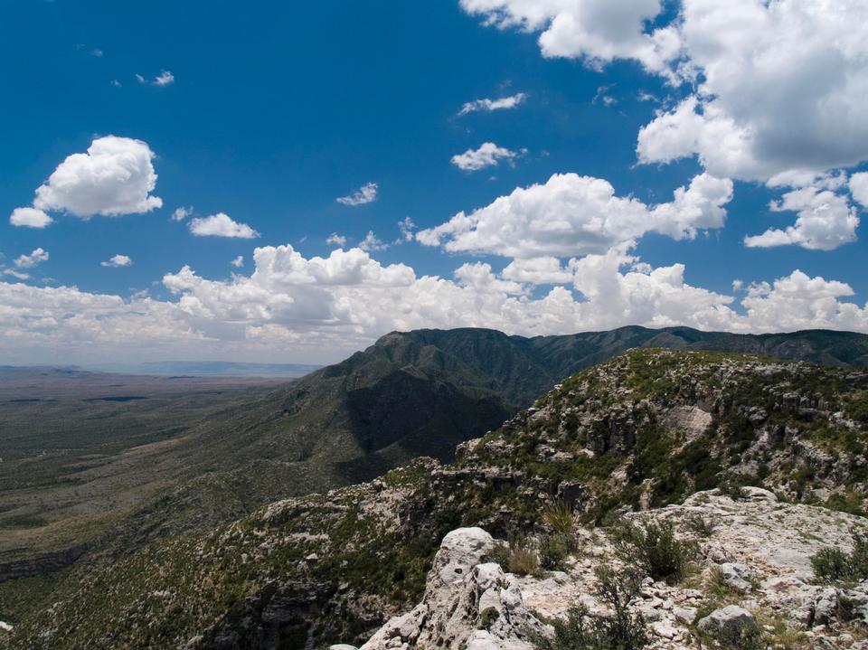 Wilderness Ridge Permian Reef Geology Trail