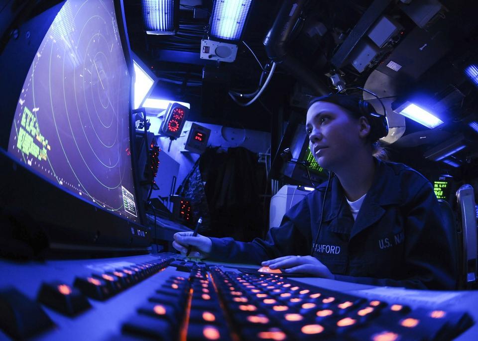 Us Navy Radar Technician