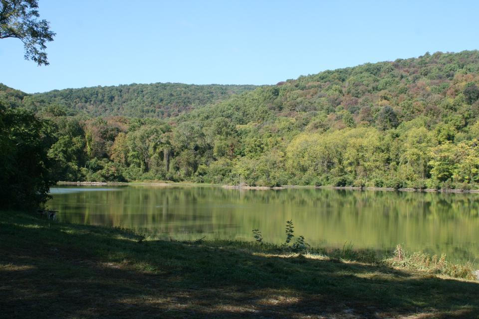 汤普森湖福基尔县弗吉尼亚