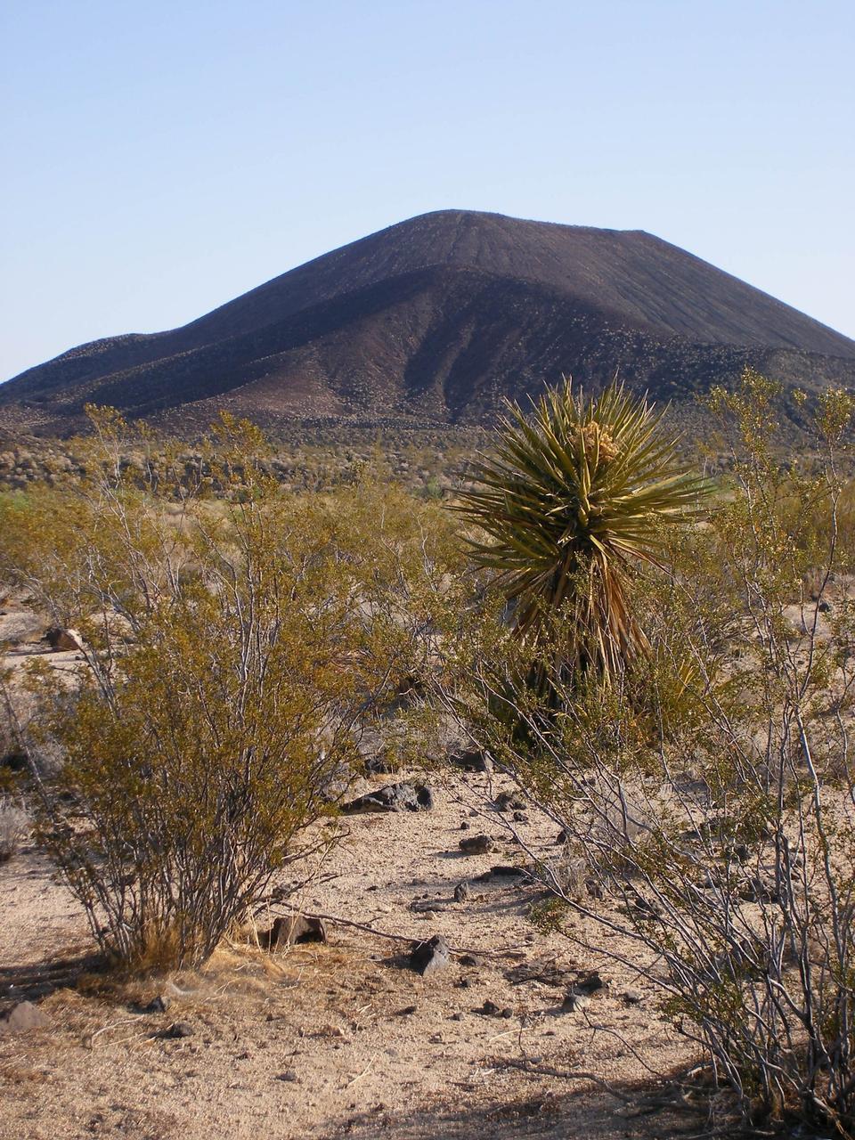 噴石丘火山