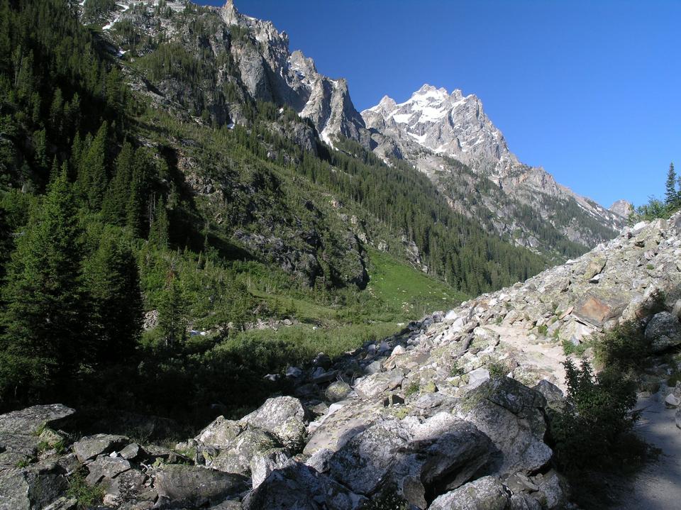 瀑布峡谷峡谷主