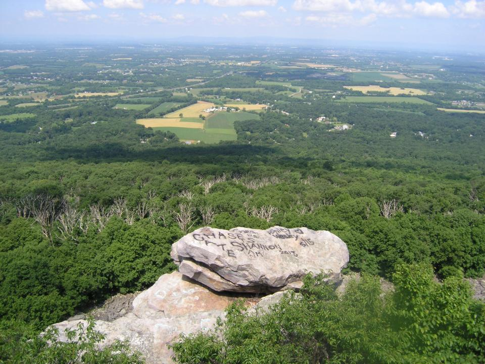 Appalachian Trail to Annapolis Rock