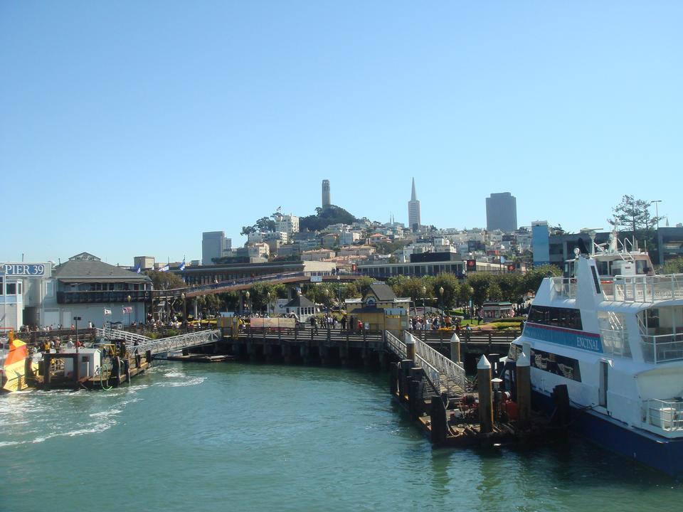 サンフランシスコ湾岸地帯