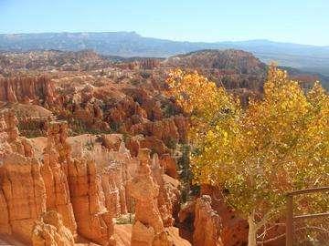 Descarga gratis la imagen de alta resolución - Hoodos de Queens Piedra Jardín, Parque Nacional Bryce Canyon, Utah