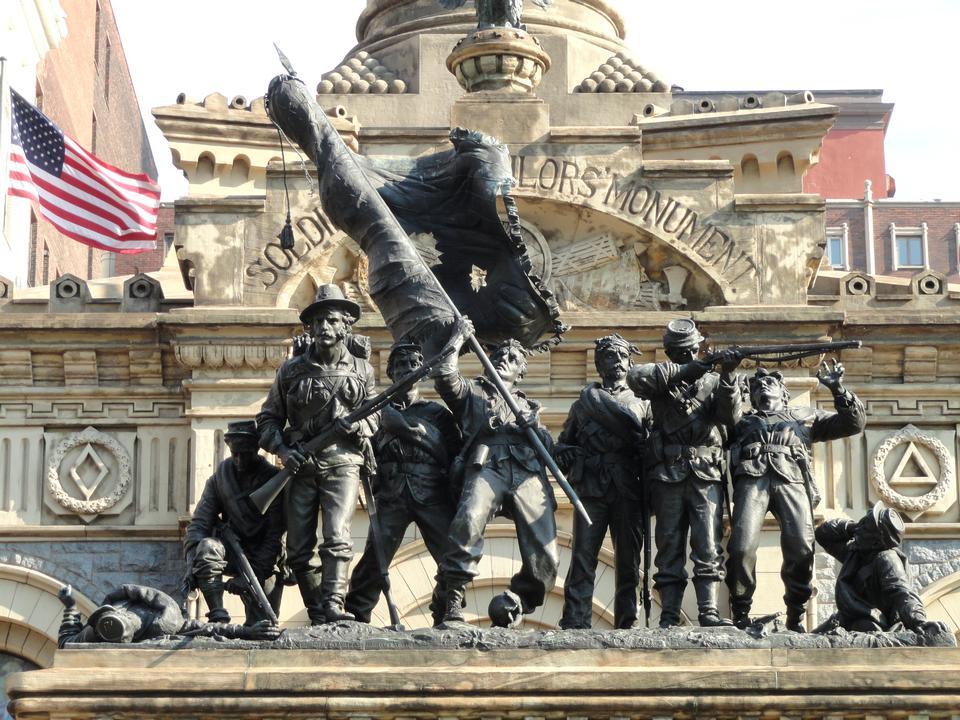 士兵和水手的纪念碑