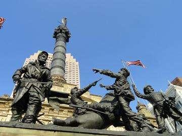Download grátis imagem de alta resolução - Soldados e Marinheiros Monument