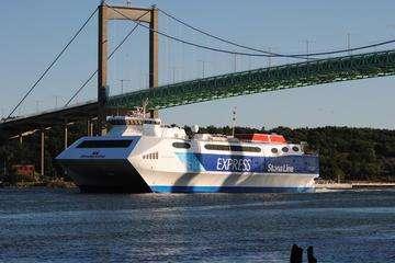 Descarga gratis la imagen de alta resolución - Stena Line de buques del puerto de Rotterdam.