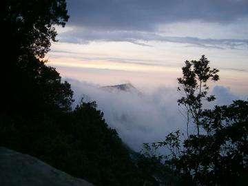 Descarga gratis la imagen de alta resolución - Puesta de sol desde el Parque Nacional El Ávila, Venezuela
