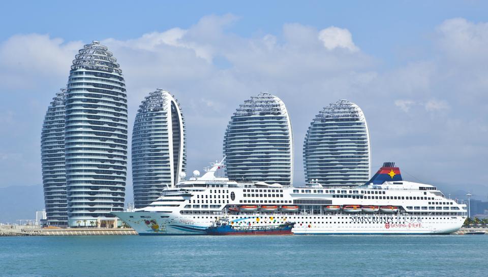 Star Cruises lusso nave da Superstar Aquarius