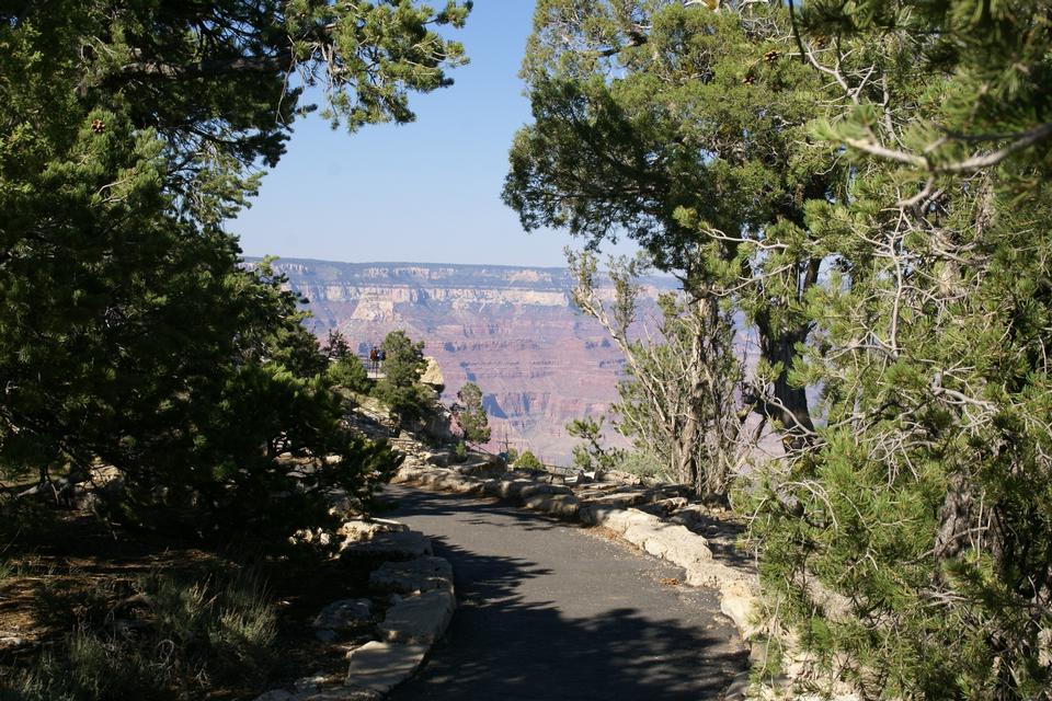 环径附近的马里科帕点,大峡谷,亚利桑那州