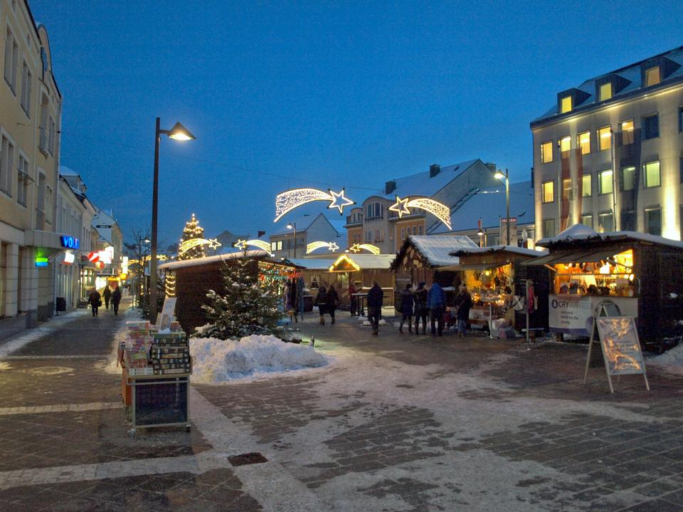 Christmas Market in Amstetten
