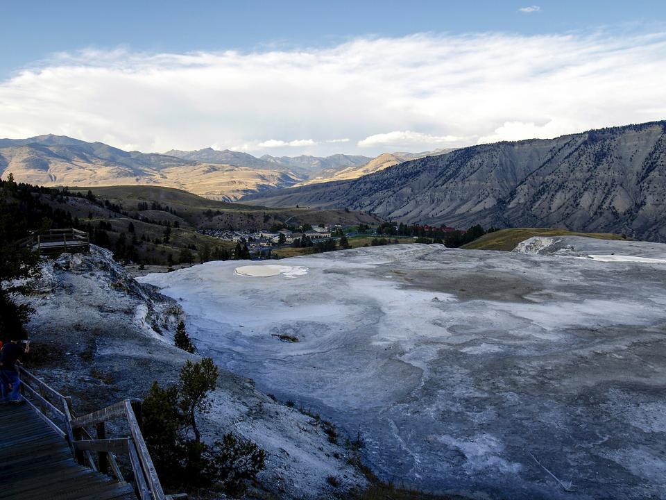 黃石國家公園懷俄明州