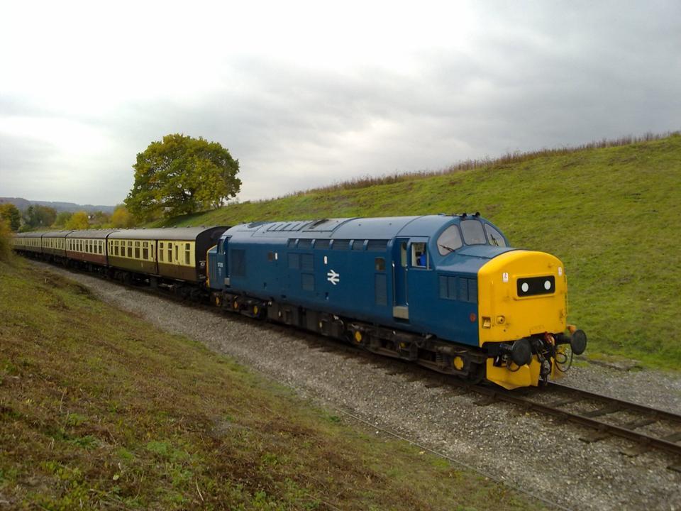 格洛斯特郡沃里克郡鐵路