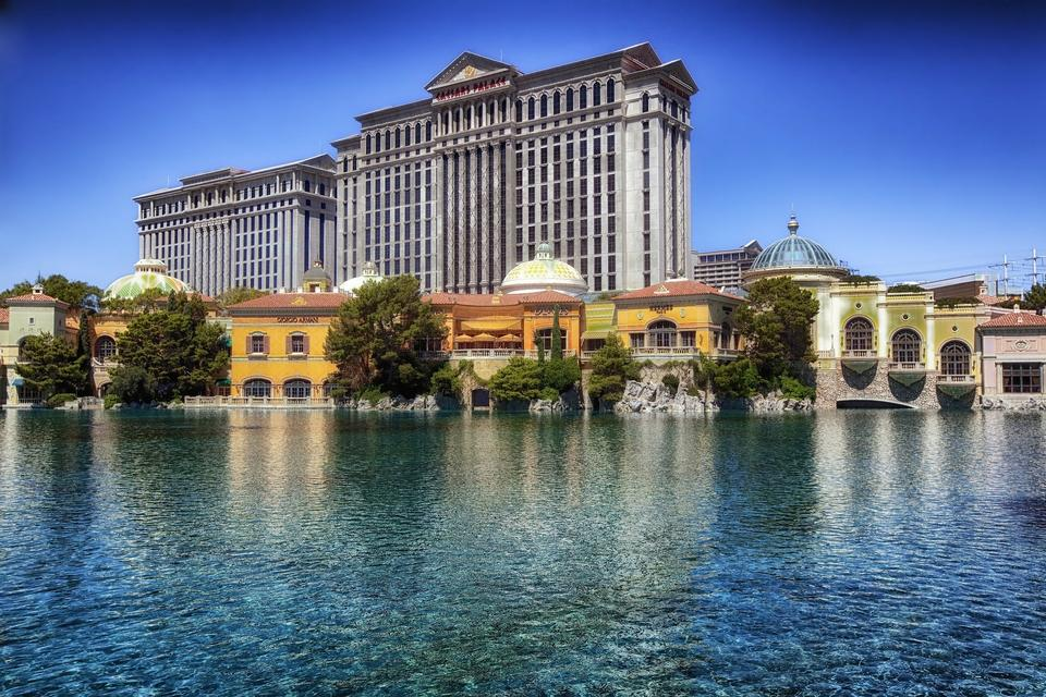 Caesars Palace Hôtel Las Vegas Nevada