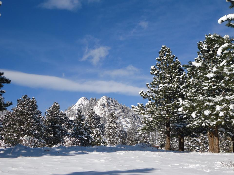 ロッキー山国立公園