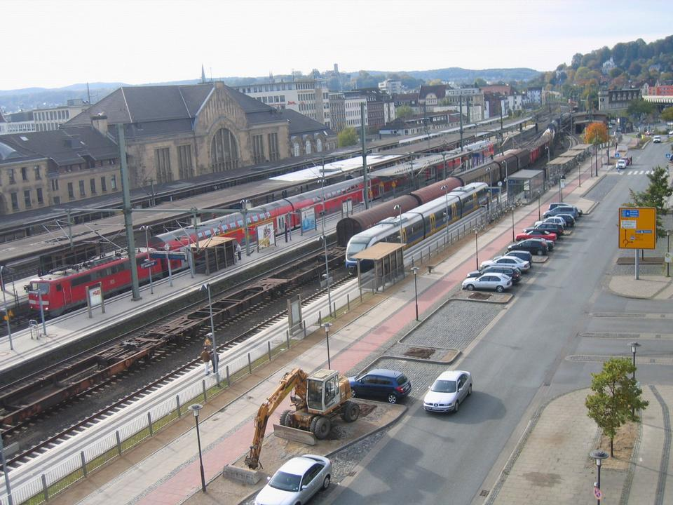 比勒费尔德,北莱茵 - 威斯特法伦州,德国主站