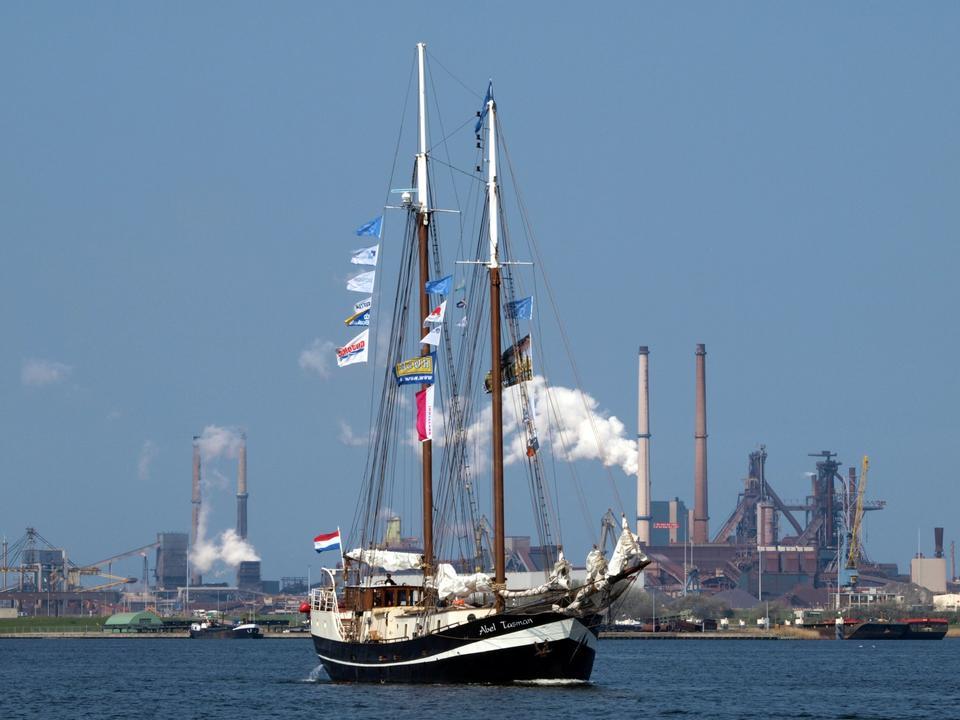 Port of Amsterdam, The Netherlands