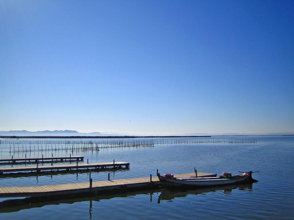 阿尔比费拉泻湖西班牙瓦伦西亚
