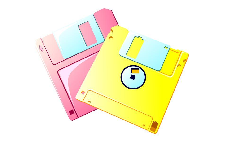 フロッピーディスク、磁気コンピュータ·データ·ストレージ·サポート