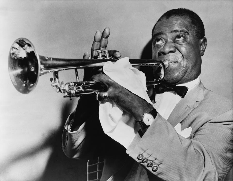 루이 암스트롱, 재즈 트럼펫
