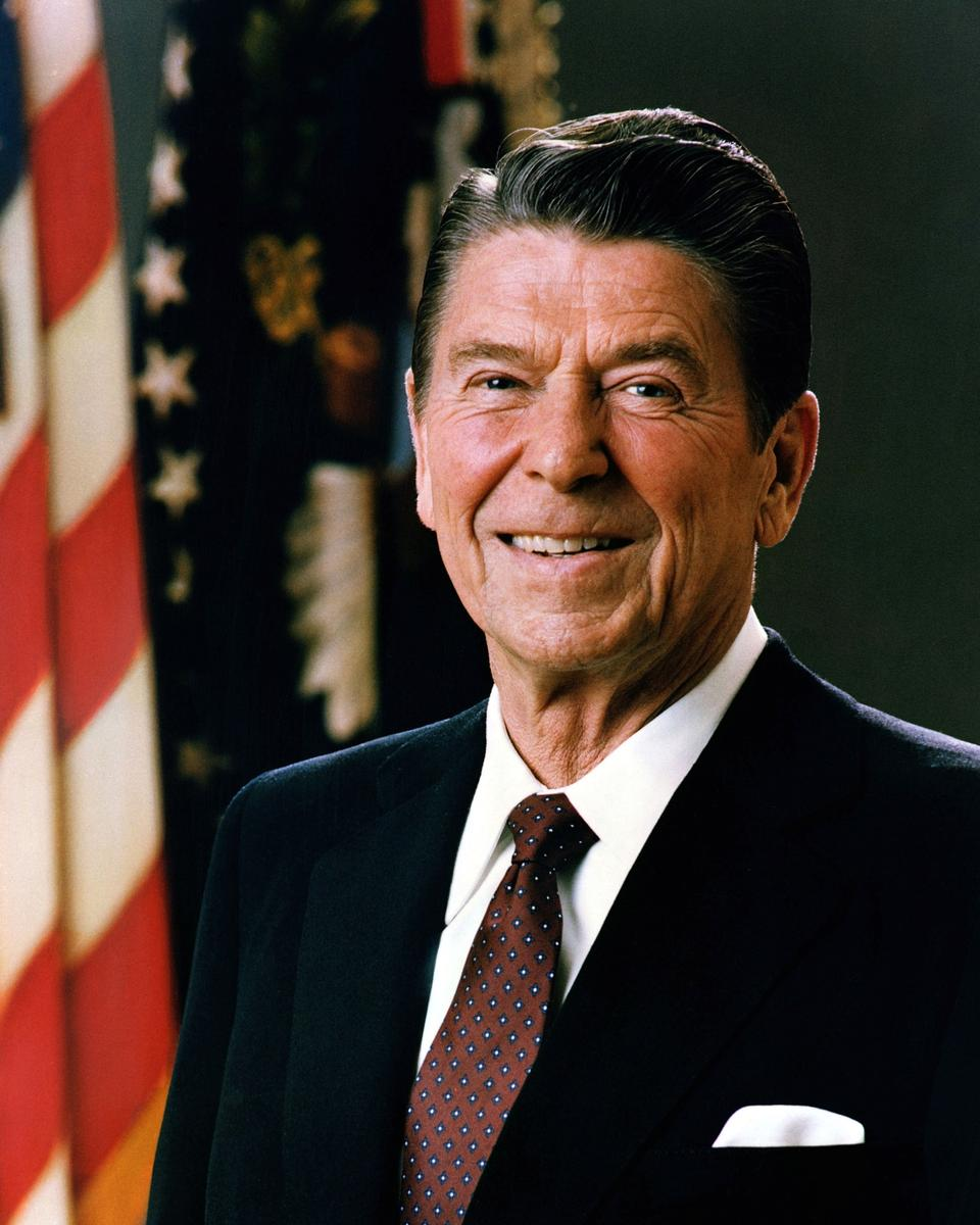 ロナルド·レーガン大統領