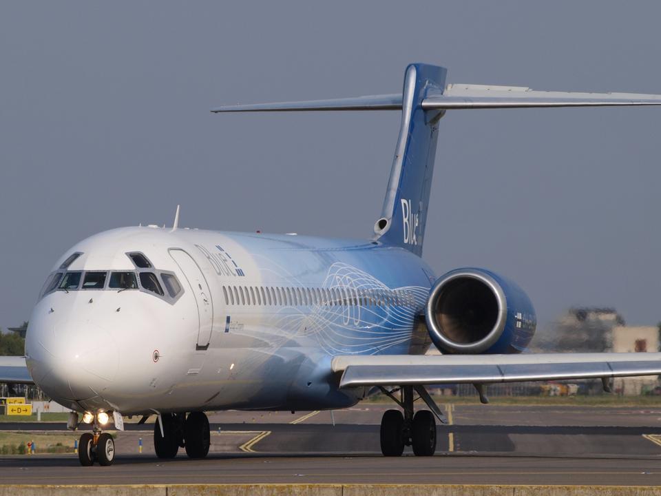 Aviones Boeing 717-2CM