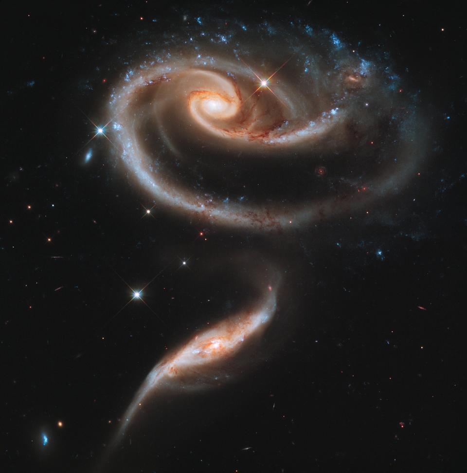 银河UGC 1810 UGC和1813