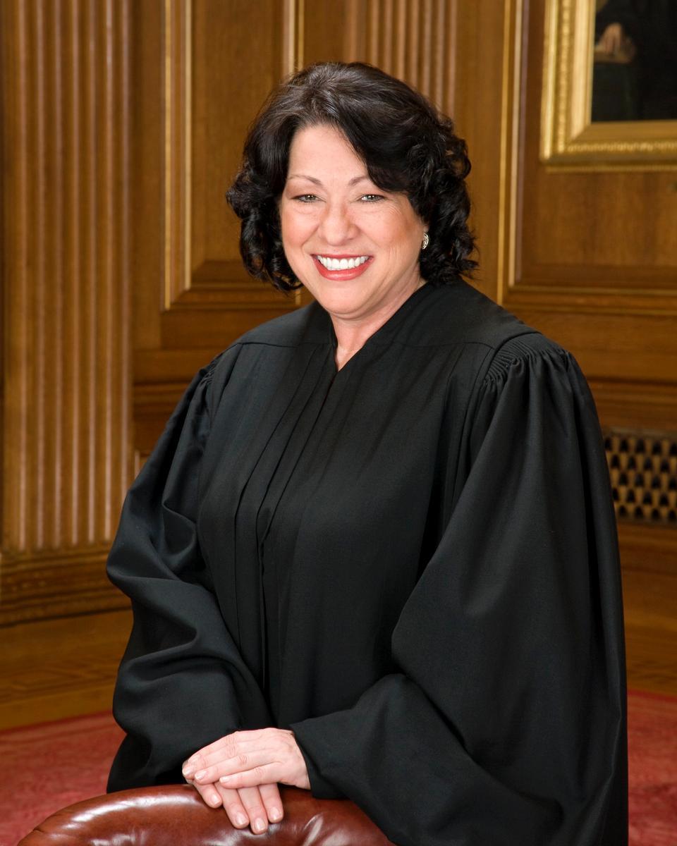 ソニアソトマイヨール、米国最高裁判所判事