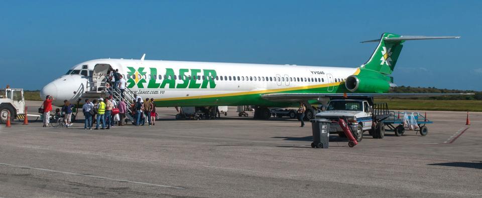 Laser Airlines McDonnell Douglas MD-81