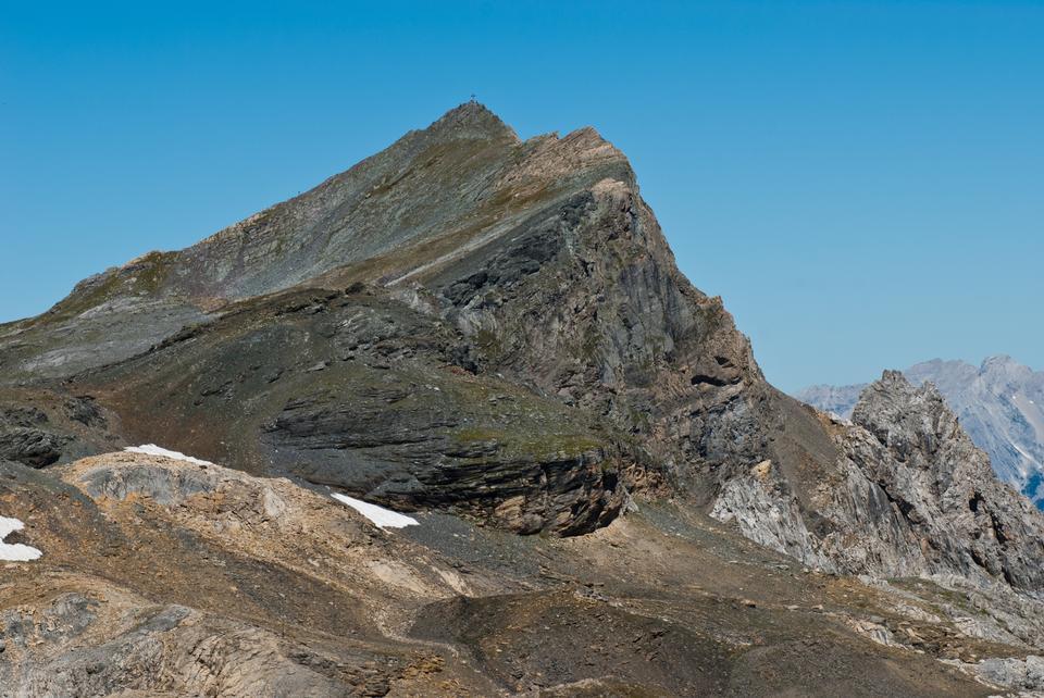 Lizumer阿爾卑斯山,奧地利