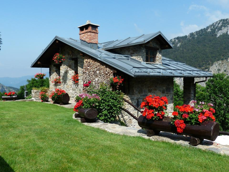 Country Single House