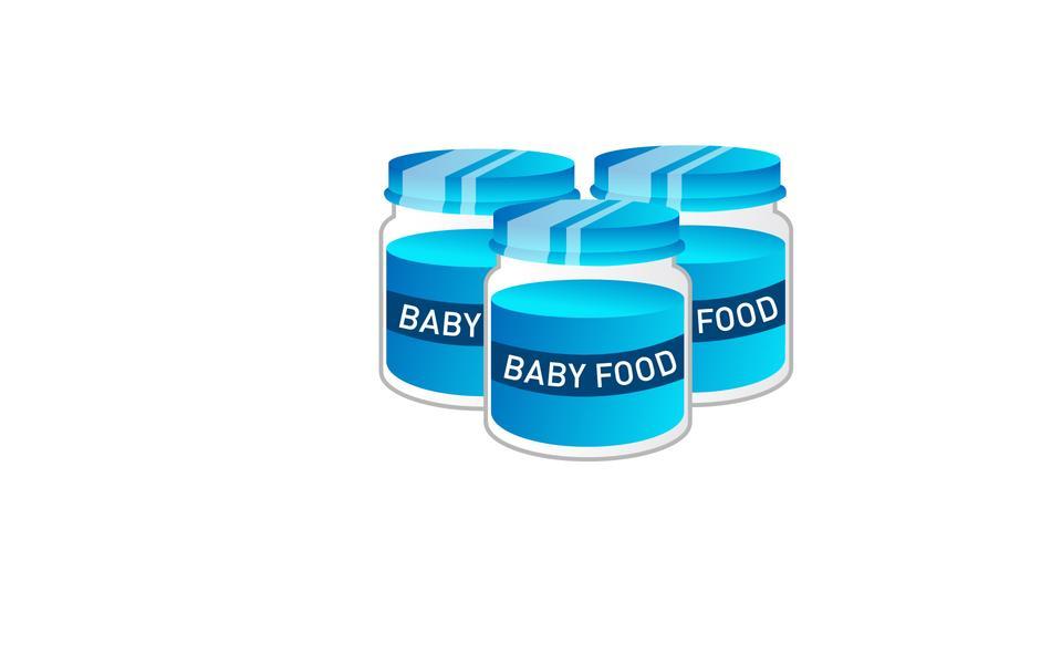 Generic Jar of Baby Food