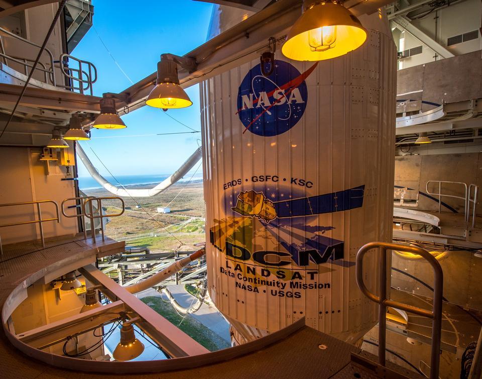 Landsat Data Continuity Mission Prelaunch