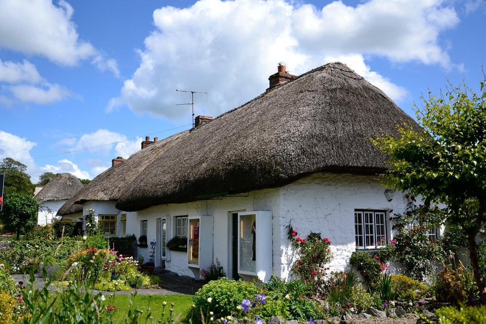 아일랜드에서 이전 리드 하우스