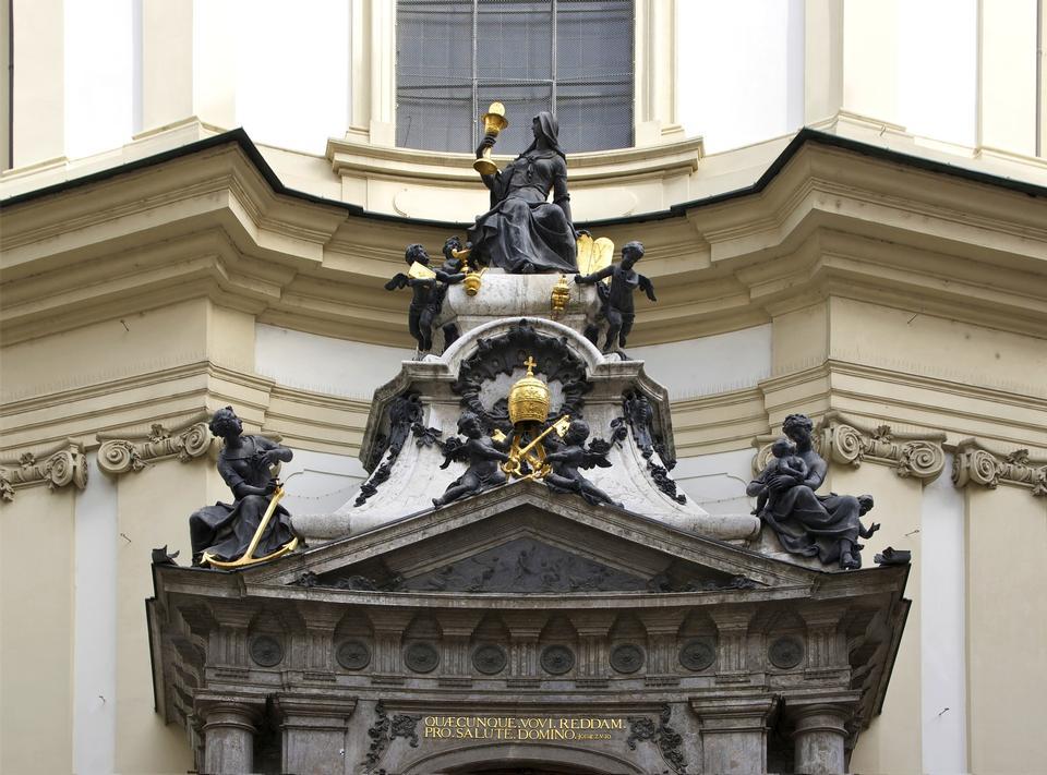 Церковь Святого Петра, Вена, Австрия