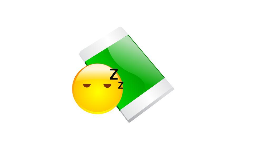 黄色の絵文字付きメモ帳格子縞のページ